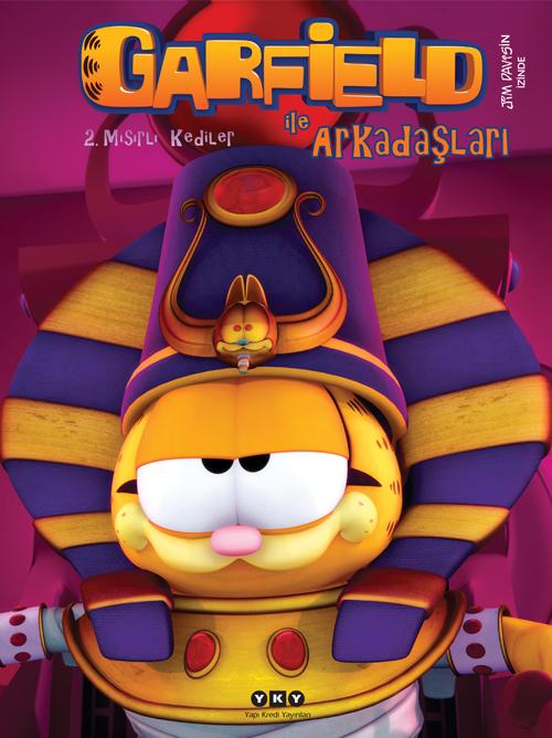 Garfield ile Arkadaşları 2 – Mısırlı Kediler