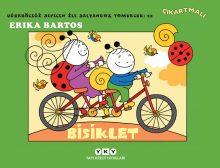 Uğurböceği Sevecen ile Salyangoz Tomurcuk 22 – Bisiklet (Çıkartmalı)