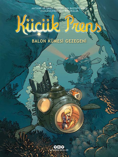 Küçük Prens 17 – Balon Kümesi Gezegeni
