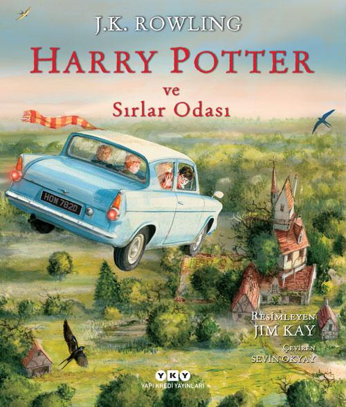 Harry Potter ve Sırlar Odası – 2 (Resimli Özel Baskı)