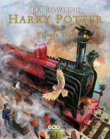 Harry Potter ve Felsefe Taşı – 1 (Resimli Özel Baskı)