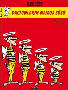 Daltonların Namus Sözü – Red Kit 28