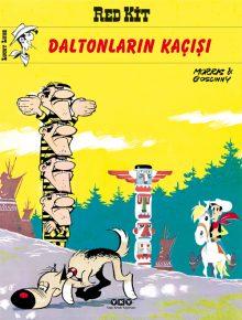 Daltonların Kaçışı – Red Kit 45