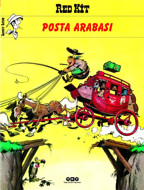 Posta Arabası – Red Kit 46