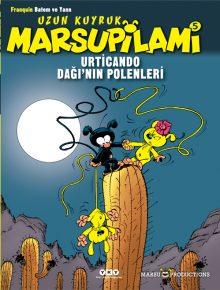 Uzun Kuyruk Marsupilami 5 – Urticando Dağı'nın Polenleri