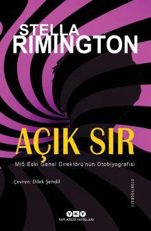 Açık Sır – MI5 Eski Genel Direktörü'nün Otobiyografisi