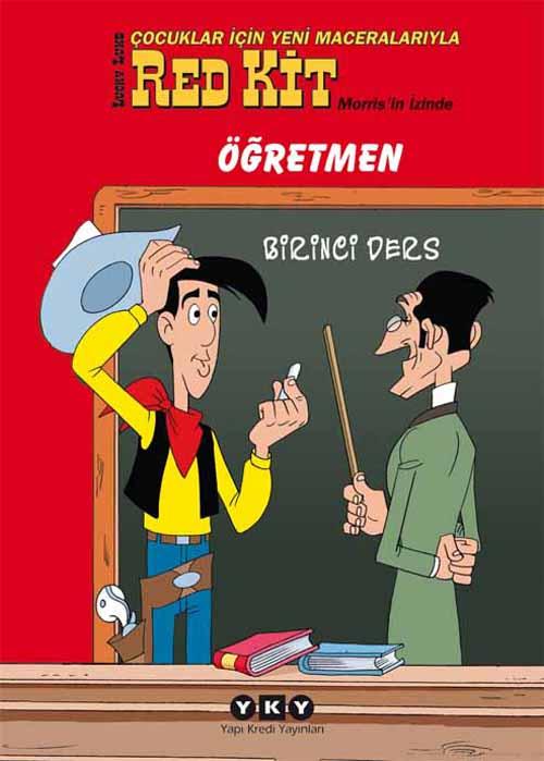 Öğretmen – Red Kit 8