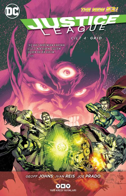 Justice League 4 – Grid