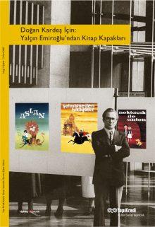 Doğan Kardeş İçin: Yalçın Emiroğlu'ndan Kitap Kapakları