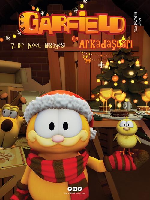 Garfield ile Arkadaşları 7 – Bir Noel Hikâyesi