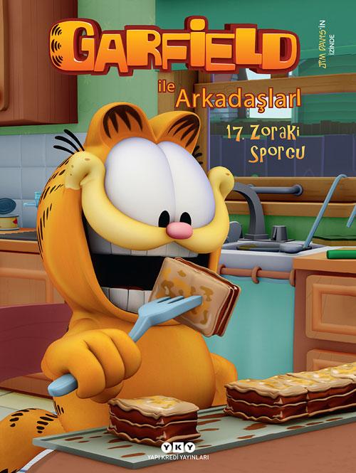 Garfield ile Arkadaşları 17 – Zoraki Sporcu