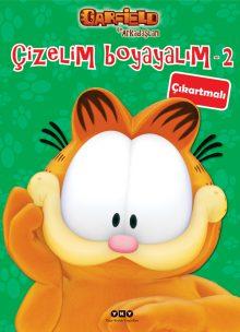 Çizelim Boyayalım 2 – Garfield ile Arkadaşları (çıkartmalı)