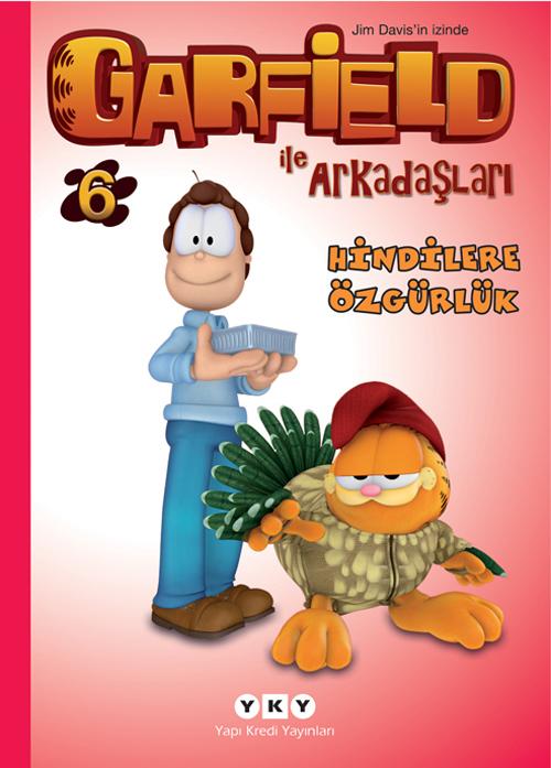 Garfield ile Arkadaşları 6 – Hindilere Özgürlük
