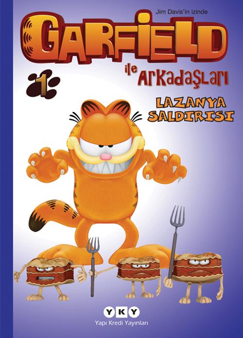 Garfield ile Arkadaşları 1 – Lazanya Saldırısı