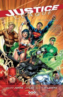 Justice League 1 – Başlangıç