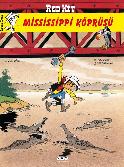 Mississippi Köprüsü – Red Kit 52