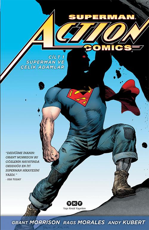 Superman Action Comics – Superman ve Çelik Adamlar