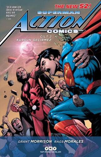 Superman Action Comics 2 – Kurşun Geçirmez