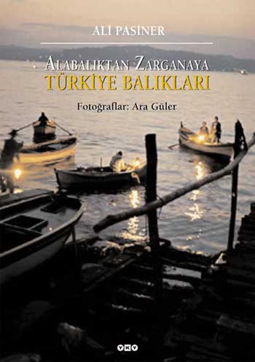 Alabalıktan Zarganaya Türkiye Balıkları