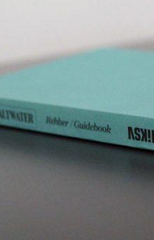 14. İstanbul Bienali Rehberi – Tuzlu Su – 14th Istanbul Biennial Guidebook – Saltwater