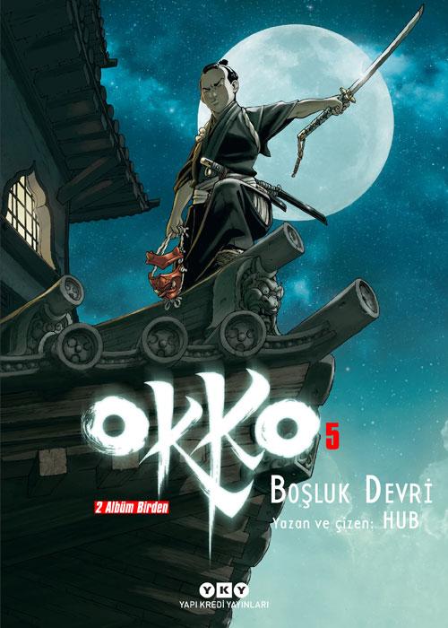 Okko 5 – Boşluk Devri (2 Albüm Birden)