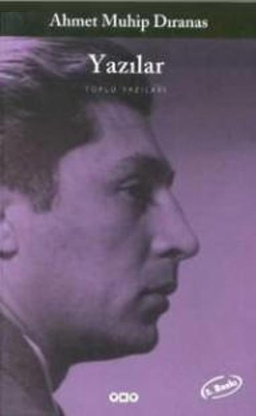Yazılar – Ahmet Muhip Dıranas