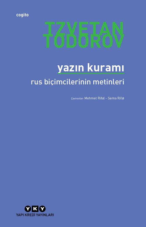 Yazın Kuramı / Rus biçimcilerinin metinleri