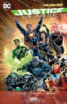 Justice League 5 – Daima Kahramanlar