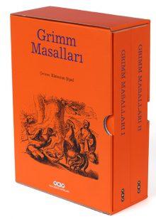Grimm Masalları (karton kapak, kutulu, 2 cilt)