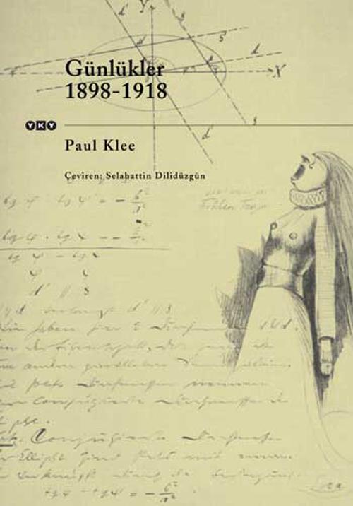 Günlükler 1898-1918 /  Paul Klee