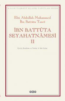 İbn Battûta Seyahatnâmesi (kutulu, iki cilt)