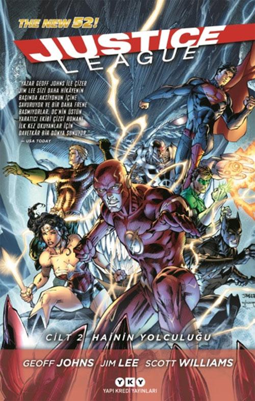 Justice League 2 – Hainin Yolculuğu