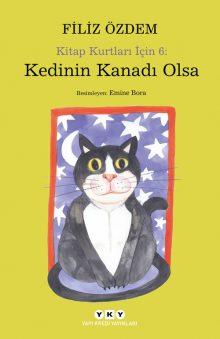 Kitap Kurtları İçin 6 – Kedinin Kanadı Olsa