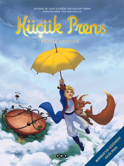 Küçük Prens 1 – Rüzgar Gezegeni