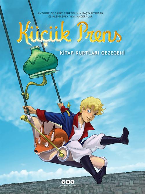 Küçük Prens 11 – Kitap Kurtları Gezegeni