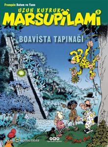 Uzun Kuyruk Marsupilami 9 – Boavista Tapınağı