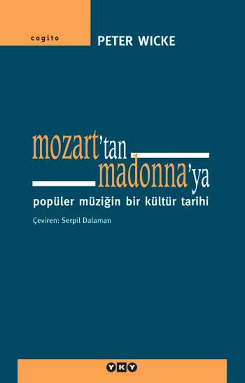 Mozart'tan Madonna'ya