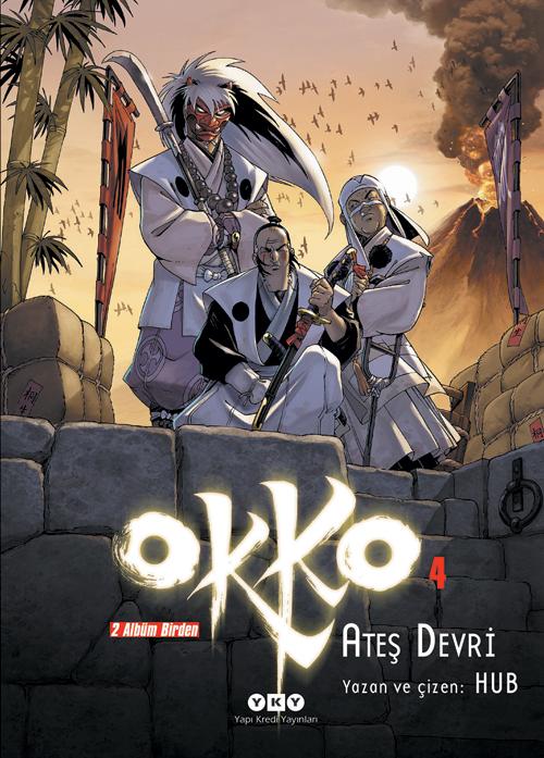 Okko 4 – Ateş Devri (2 Albüm Birden)