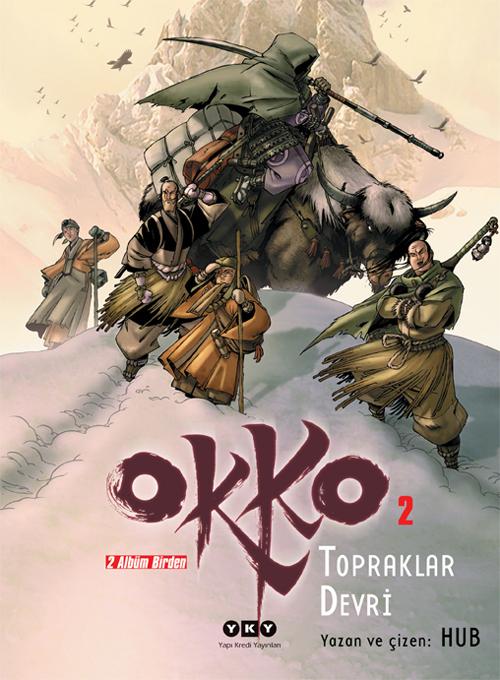 Okko 2 – Topraklar Devri (2 Albüm Birden)