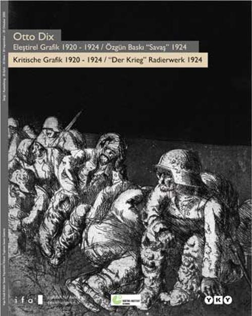 Otto Dix Eleştirel Grafik 1920 – 1924 / Özgün Baskı