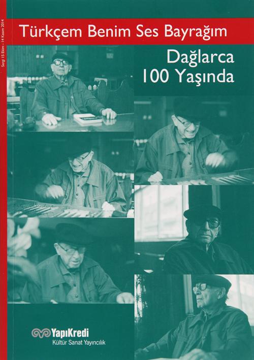 Türkçem Benim Ses Bayrağım – Dağlarca 100 Yaşında