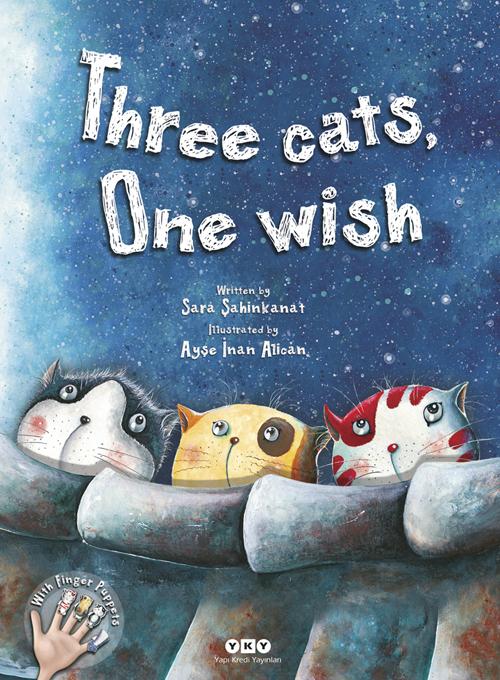 Three Cats, One Wish