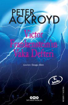 Victor Frankenstein'ın Vaka Defteri