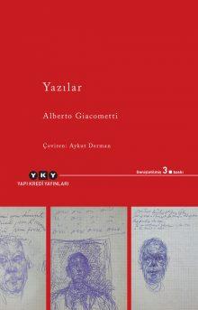 Yazılar – Alberto Giacometti