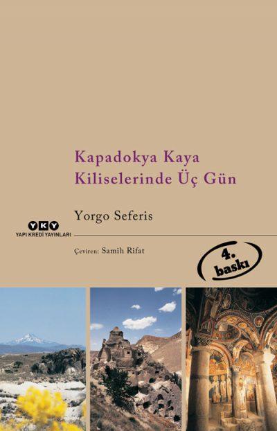 Kapadokya Kaya Kiliselerinde Üç Gün