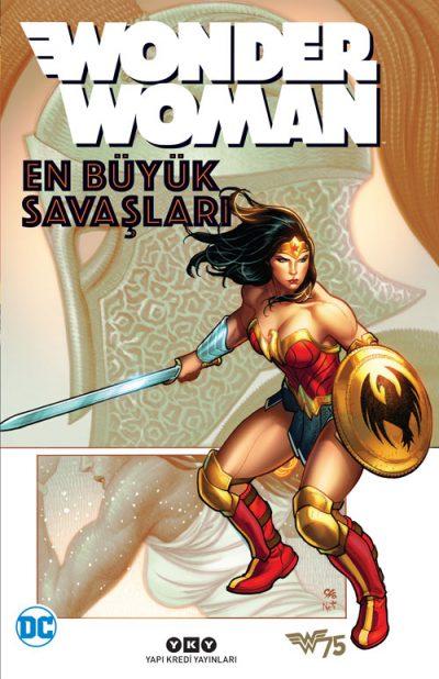 Wonder Woman – En Büyük Savaşları