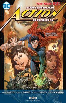 Superman Action Comics 4 – Melez