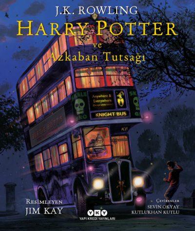 Harry Potter ve Azkaban Tutsağı – 3 (Resimli Özel Baskı)