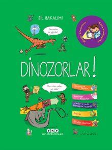 Bil Bakalım Dinozorlar (Çıkartmalı)