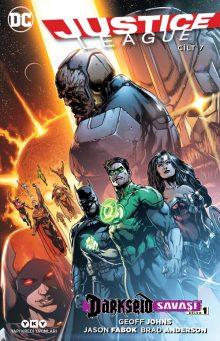Justice League 7 – Darkseid Savaşı Bölüm 1